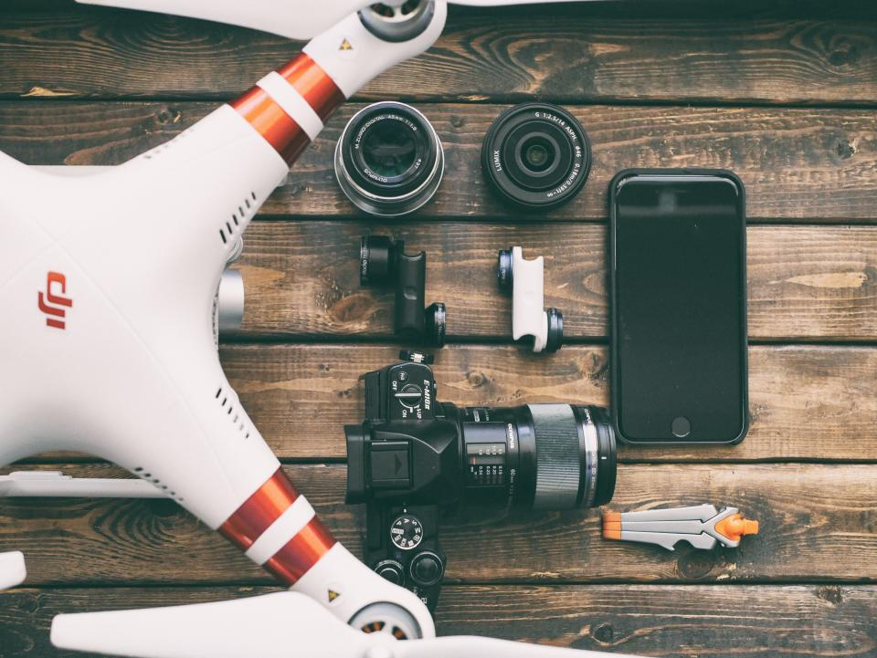 Mobile and Drone – New Releases
